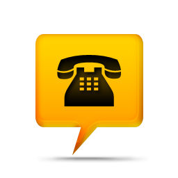 088614-yellow-comment-bubbles-icon-business-phone-solid